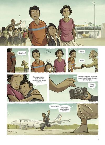 Page 3 La brigade des souvenirs tome 2