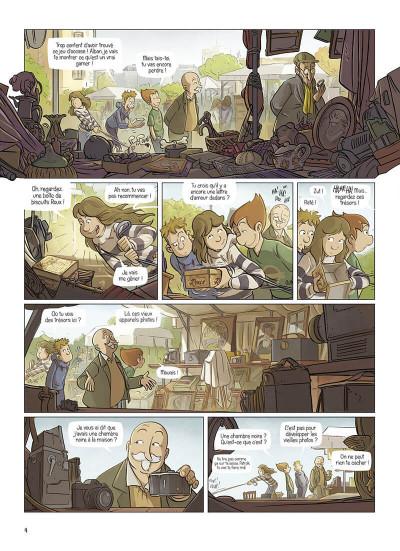 Page 4 La brigade des souvenirs tome 2