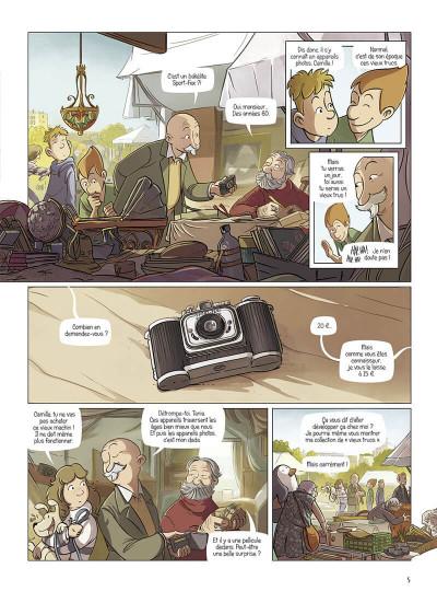 Page 5 La brigade des souvenirs tome 2
