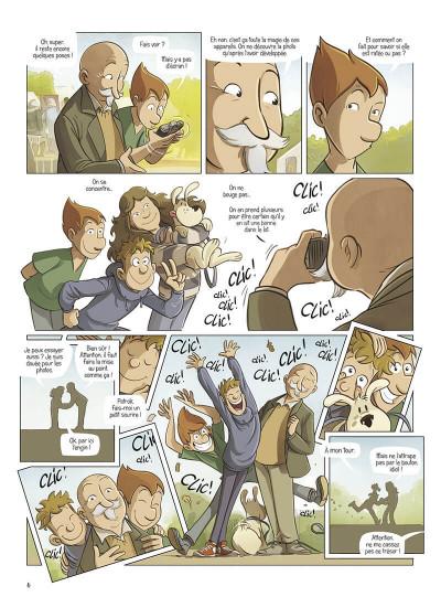Page 6 La brigade des souvenirs tome 2
