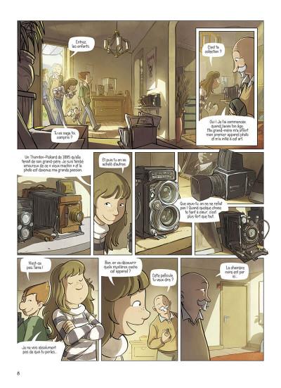 Page 8 La brigade des souvenirs tome 2