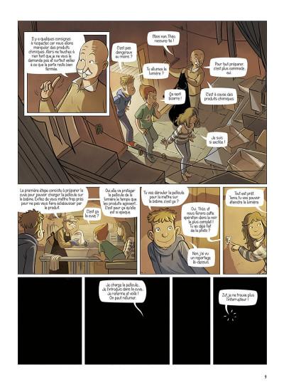 Page 9 La brigade des souvenirs tome 2
