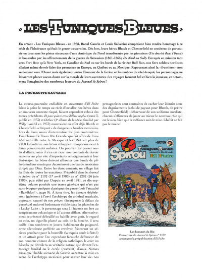 Page 3 Les tuniques bleues présentent tome 10