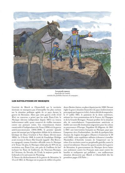 Page 6 Les tuniques bleues présentent tome 10