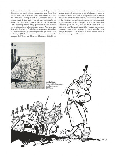 Page 9 Les tuniques bleues présentent tome 10