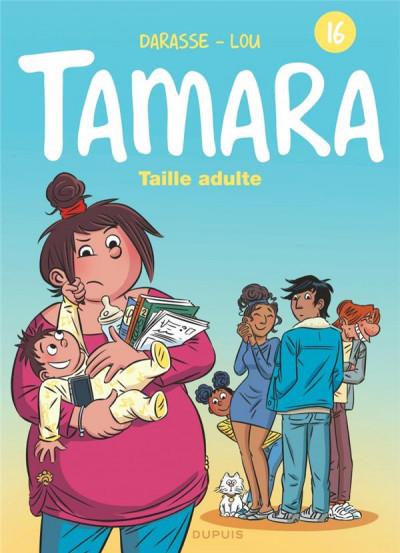Couverture Tamara tome 16