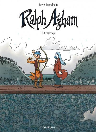 Couverture Ralph Azham tome 11