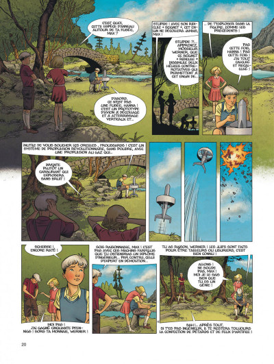 Page 0 Dent d'ours tome 6
