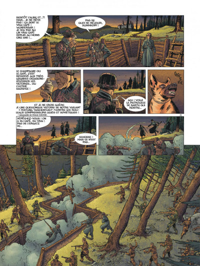 Page 7 Dent d'ours tome 6