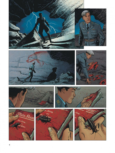 Page 4 Dent d'ours tome 6