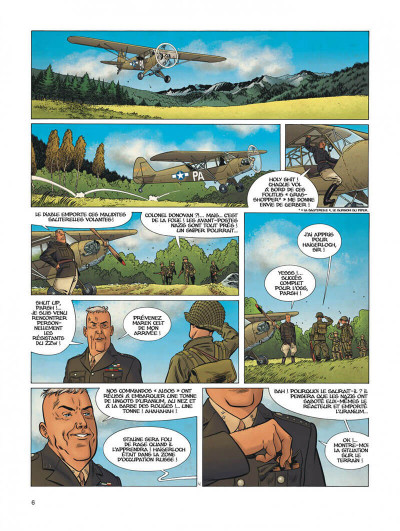 Page 6 Dent d'ours tome 6