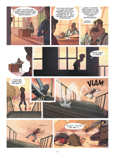 Page 7 Louca - intégrale tome 1