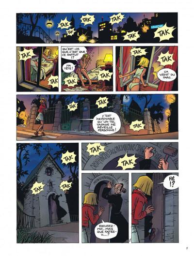 Page 7 Les démons d'Alexia - intégrale tome 1