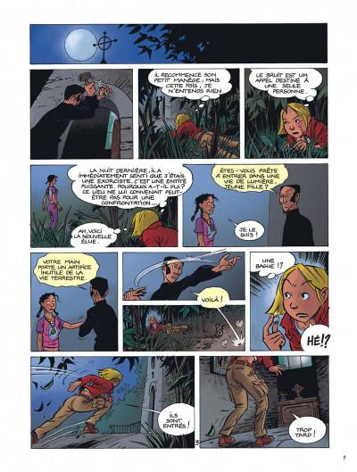 Page 9 Les démons d'Alexia - intégrale tome 1