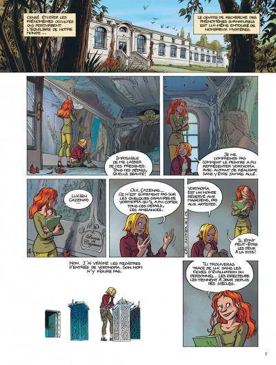Page 7 Les démons d'Alexia - intégrale tome 2