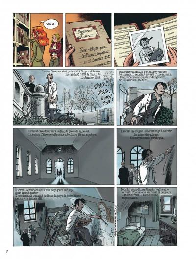 Page 8 Les démons d'Alexia - intégrale tome 2