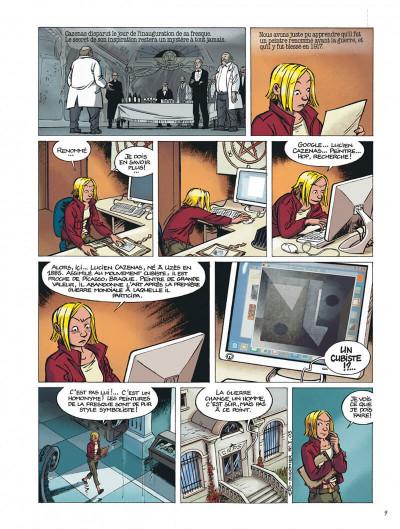 Page 9 Les démons d'Alexia - intégrale tome 2