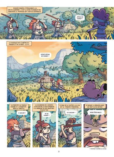 Page 3 Bushido tome 3
