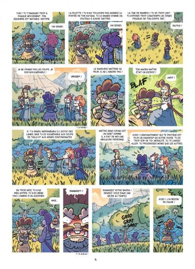 Page 4 Bushido tome 3