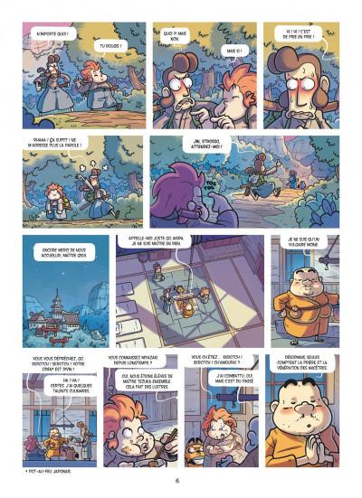 Page 6 Bushido tome 3
