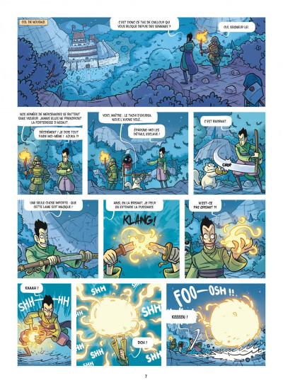 Page 7 Bushido tome 3
