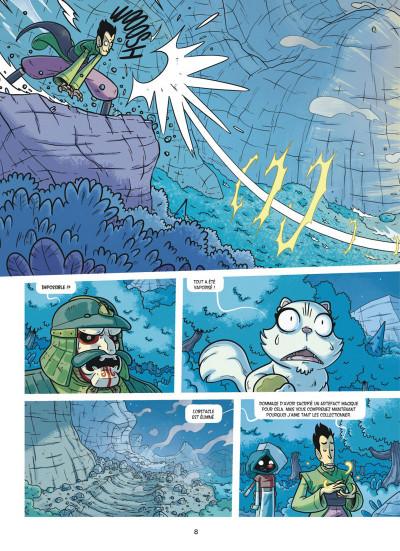 Page 8 Bushido tome 3
