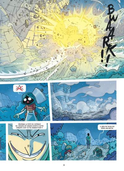 Page 9 Bushido tome 3