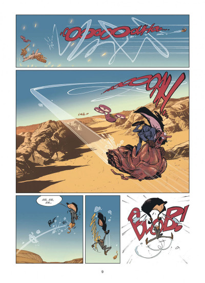 Page 9 Zorglub tome 2