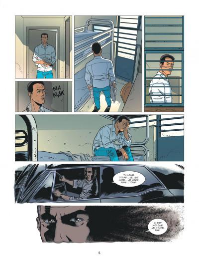 Page 5 Michel Vaillant - nouvelle saison tome 7 + ex-libris offert