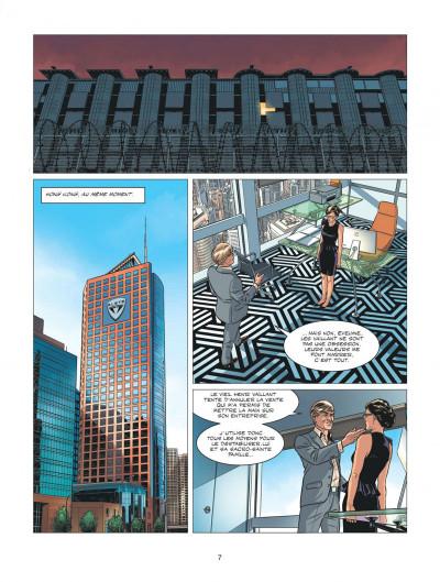 Page 7 Michel Vaillant - nouvelle saison tome 7 + ex-libris offert