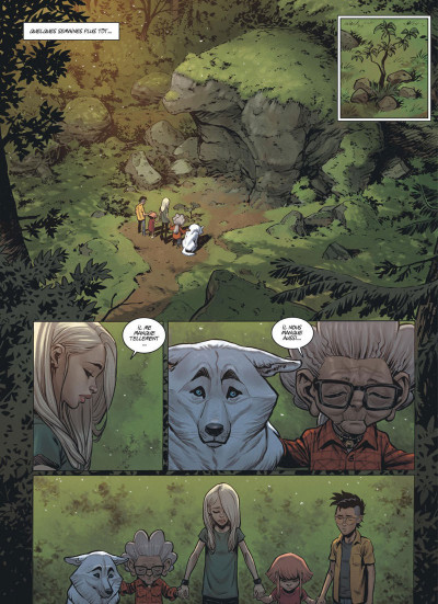 Page 9 Harmony tome 4