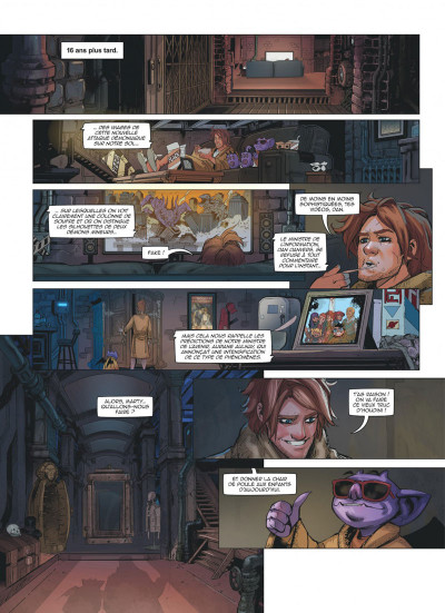 Page 2 Magic 7 tome 7