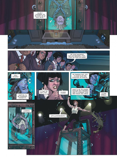 Page 3 Magic 7 tome 7