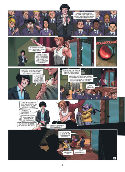Page 4 Magic 7 tome 7