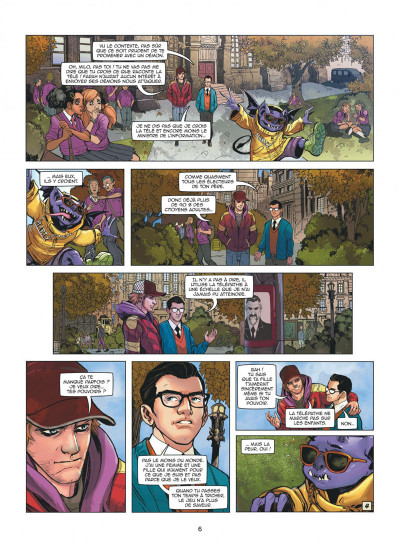Page 5 Magic 7 tome 7