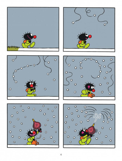 Page 4 Petit Poilu tome 22 - Mic-mac chez Monsieur Range-Tout