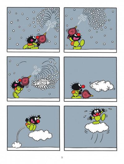 Page 5 Petit Poilu tome 22 - Mic-mac chez Monsieur Range-Tout