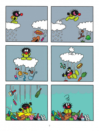 Page 7 Petit Poilu tome 22 - Mic-mac chez Monsieur Range-Tout