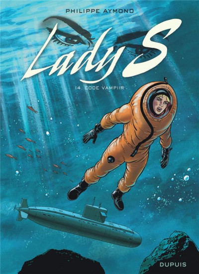 Couverture Lady S. tome 14