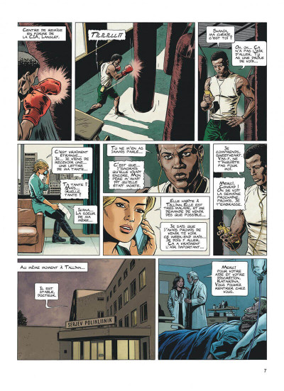 Page 7 Lady S. tome 14