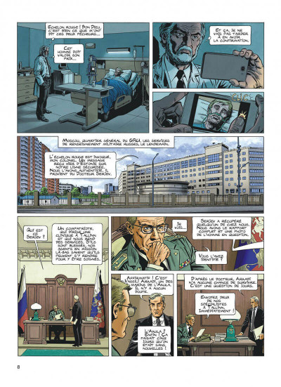 Page 8 Lady S. tome 14
