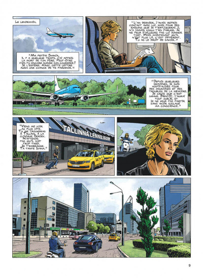 Page 9 Lady S. tome 14