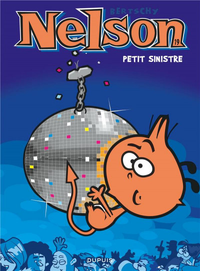 Couverture Nelson tome 19