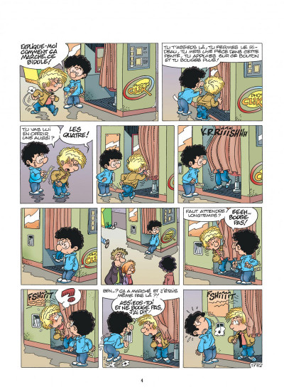 Page 3 Cédric best of tome 9