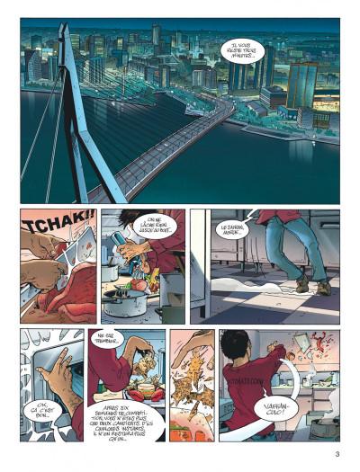 Page 2 Étoilé tome 1