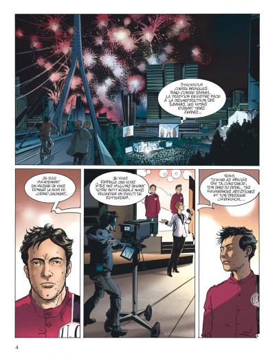 Page 3 Étoilé tome 1