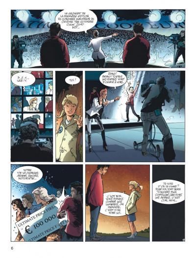 Page 5 Étoilé tome 1