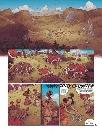 Page 2 Avant tome 1 - Mumu la bâtarde
