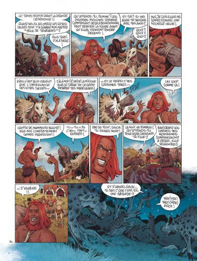Page 5 Avant tome 1 - Mumu la bâtarde