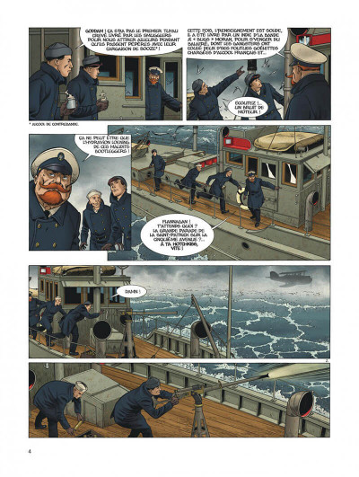 Page 4 Black squaw tome 1